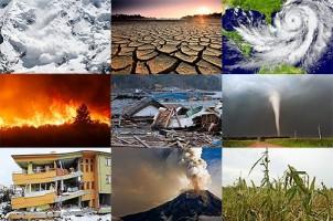 Klęski żywiołowe, kataklizmy