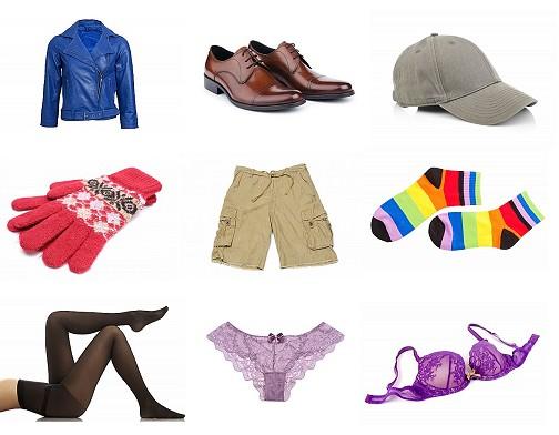 Ubrania, garderoba