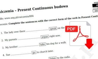 400 plików pdf z ćwiczeniami z angielskiego
