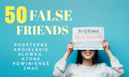 angielskie false friends