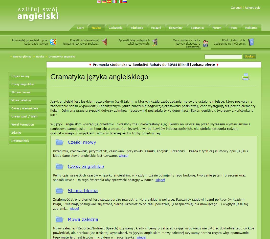 Szlifuj swój angielski 2011