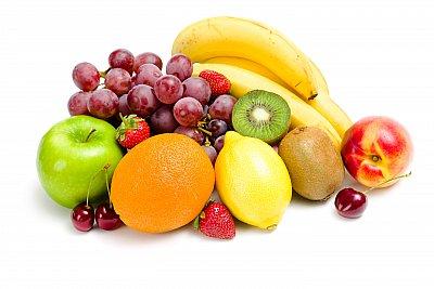 Znalezione obrazy dla zapytania owoce