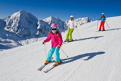 Kurs nauki jazdy na nartach